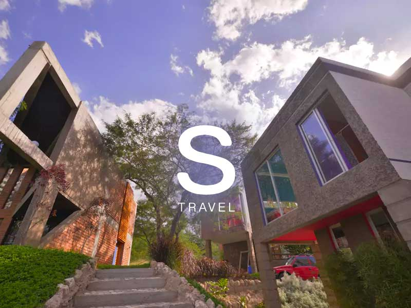 SAGA CREATIVA TRAVEL - Casitas en Quito, Airbnb