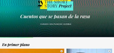 The Short Story Project: The Spotify of Short Stories