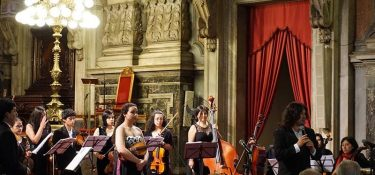Young Orchestra of Ecuador seeks support for European tour