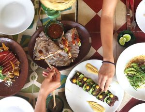 Food Diary: Yucatan on the Table