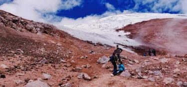 The Place Of The Week, Cotopaxi