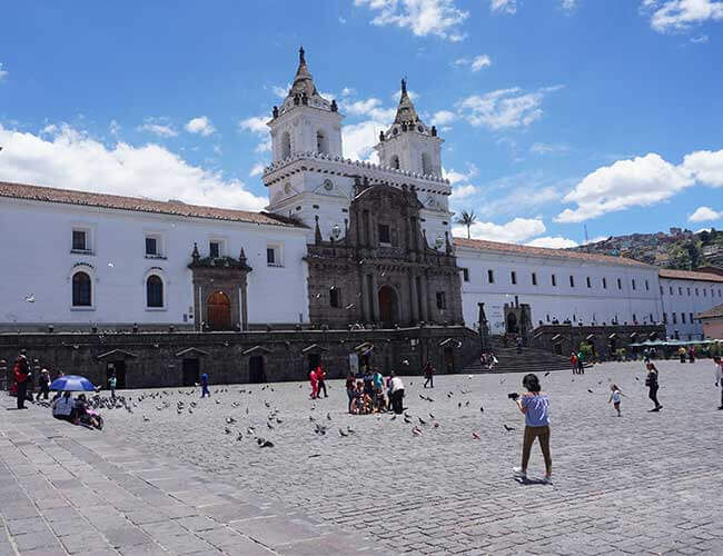 The Place of the Week | Quito I