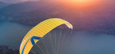 The 20 best pictures of paragliding
