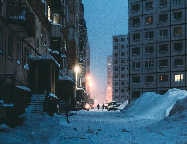 Norilsk: a city built by forced labor