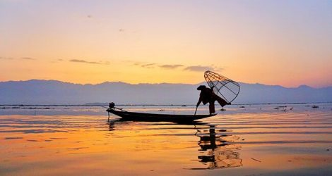 #SagaAsia | The city of the children of the lake (Inle)